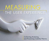 Measuring User Experience Book Cover